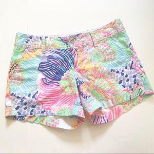 Lilly Pulitzer Callahan Bight shorts